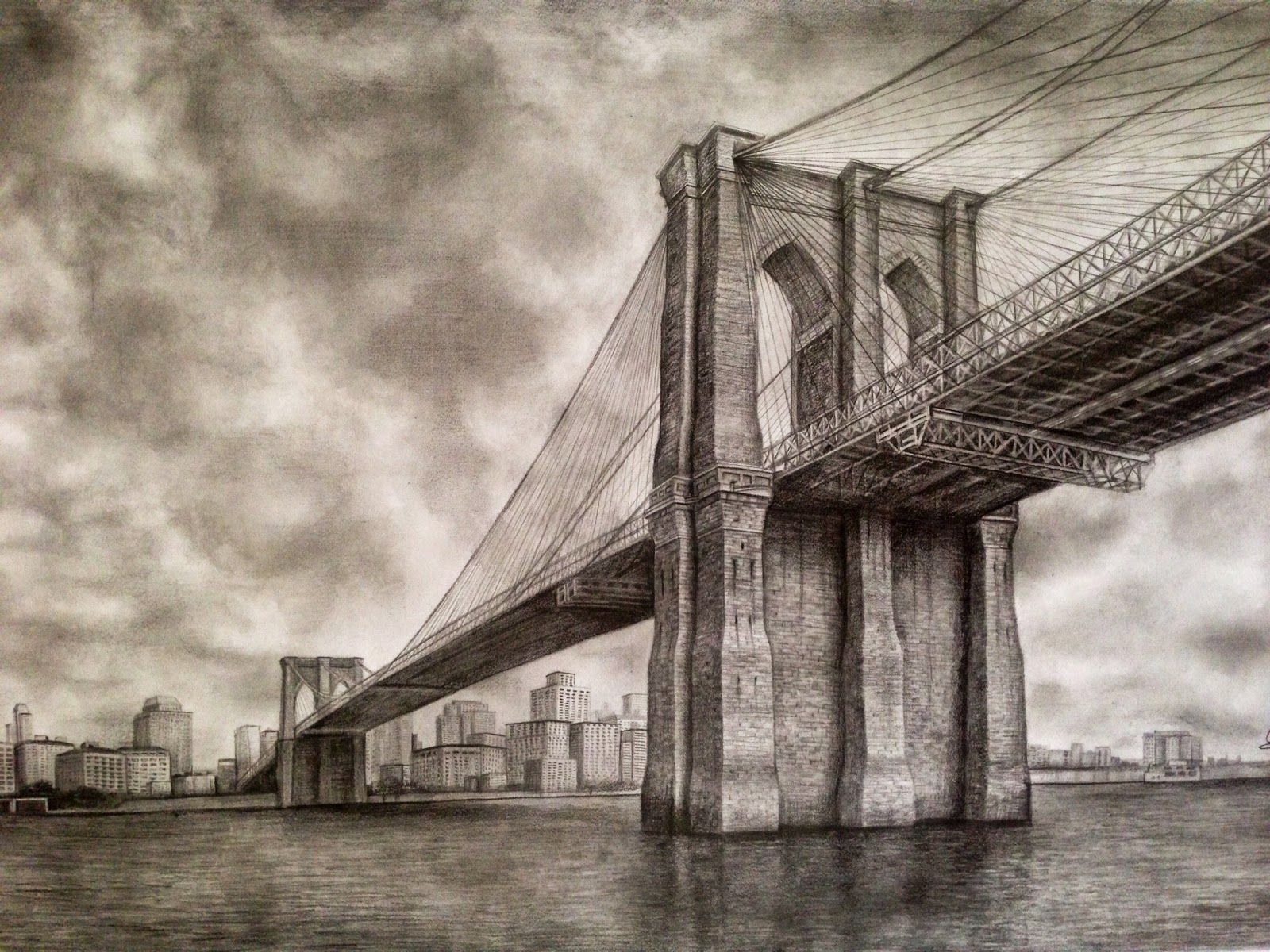 Мосты графика картинки