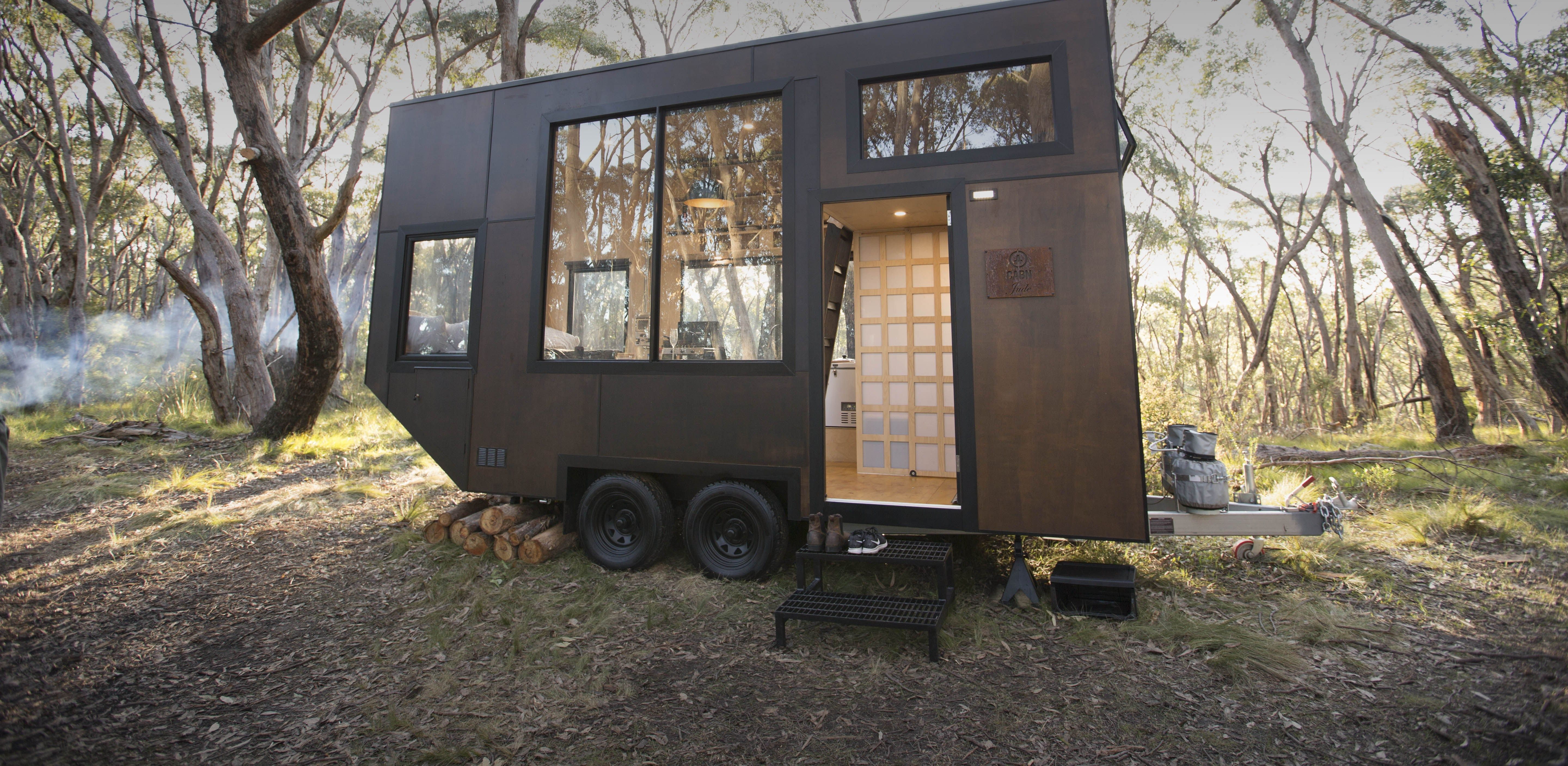 Are you interested in buying an offgrid sustainable cabin