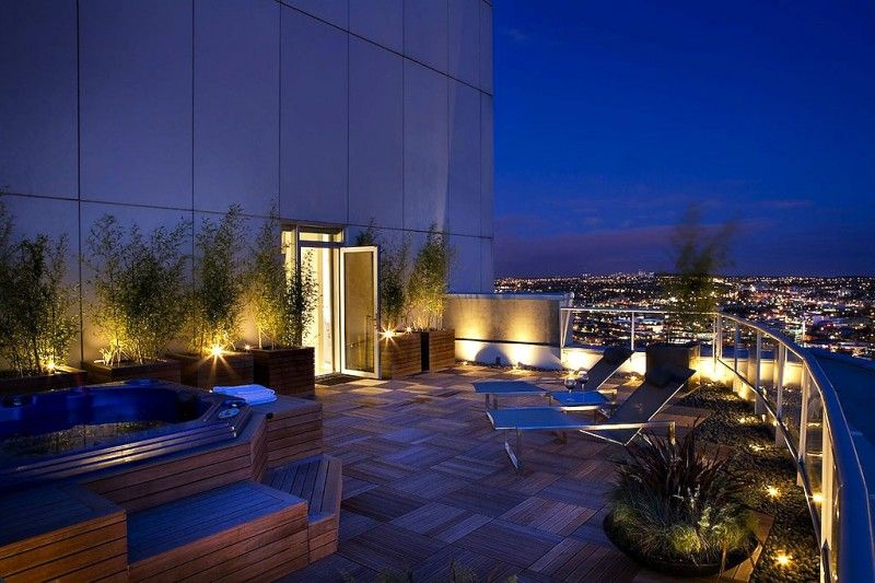 Stunning Penthouse in Vancouver by Feenstra ArchitectureTerrace
