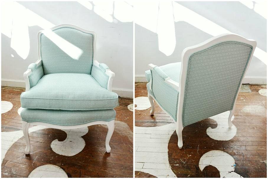 burgundy print accent chair