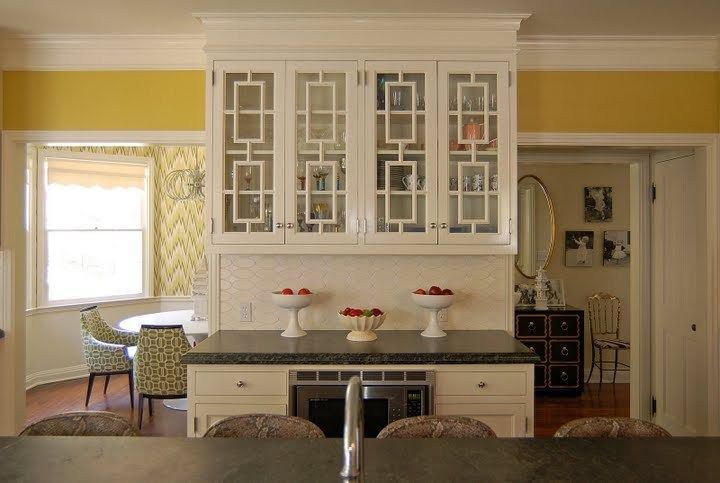 ARCHITECTTOUR A GLAM HOLLYWOOD REGENCY KITCHEN AND HOME