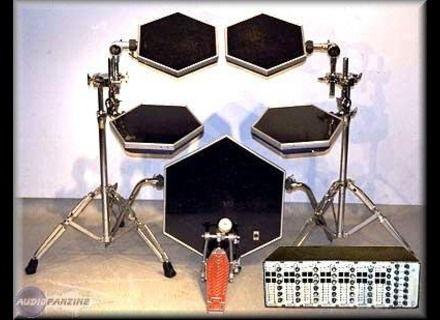 User Reviews Simmons Sds V In 2020 Vintage Drums Electric Drum Set Drums
