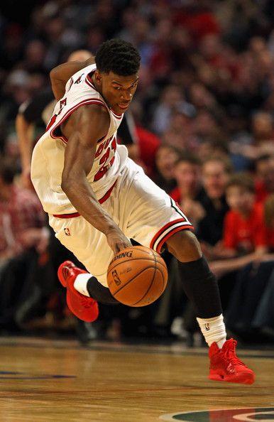 Jimmy Butler Photos Photos New York Knicks V Chicago Bulls Chicago Bulls Basketball Chicago Bulls New York Knicks