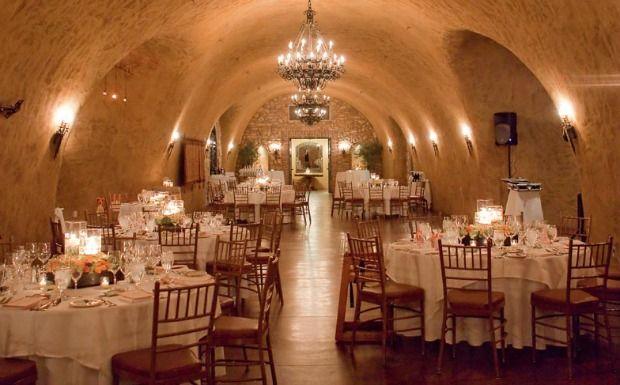 Intimate Winery Wedding Meritage Resort Spa In Napa