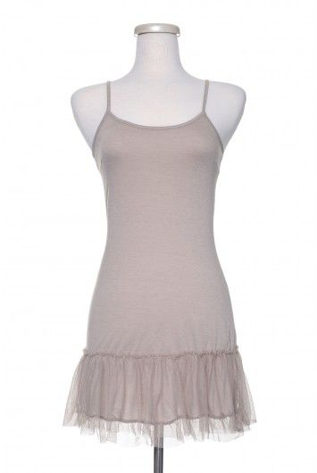 13587de28377b add lace to cami tank to make extender shirt for under shorter jackets