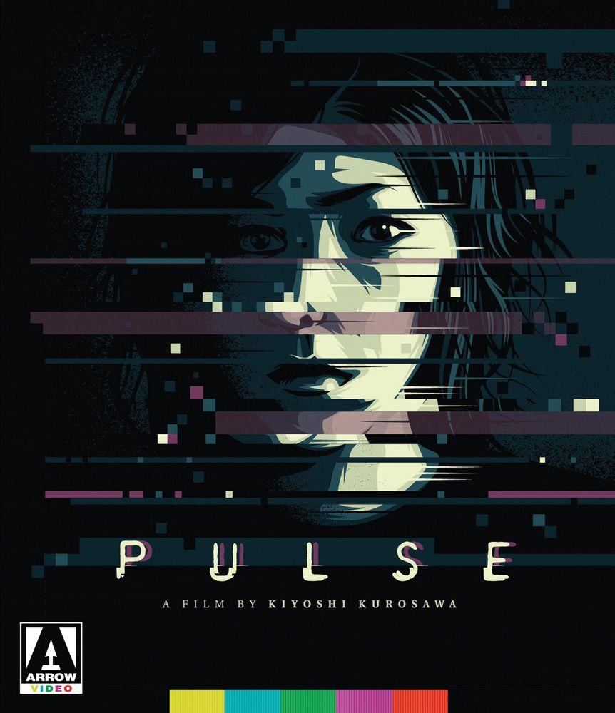 Pulse Blu Ray Dvd 2 Discs 2001 Best Buy Japanese Horror Blu Ray Dvd