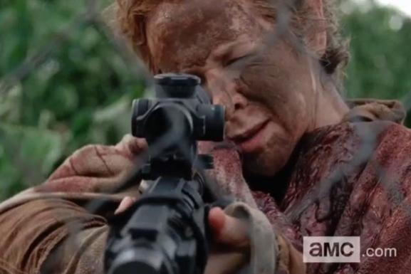 """The Walking Dead Recap: """"No Sanctuary"""""""