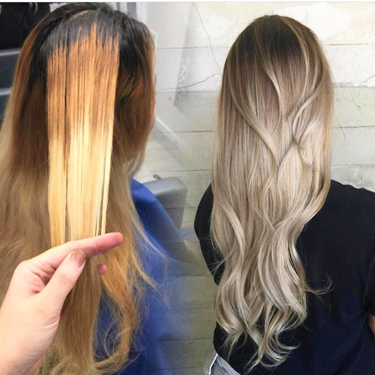 how to get rid of brassy hair with toner
