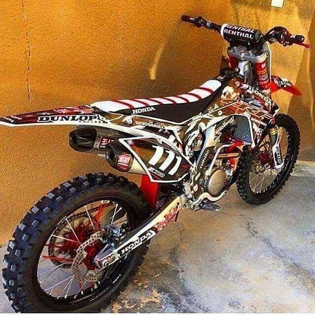 Pin By Charlie On Bikes Enduro Motocross Dirtbikes Honda Dirt Bike
