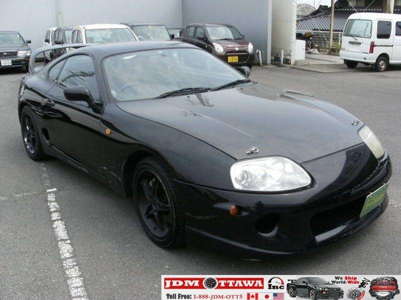 1996 JDM Toyota Supra SZ-R | JDM Ottawa Inc, Used JDM RHD Cars
