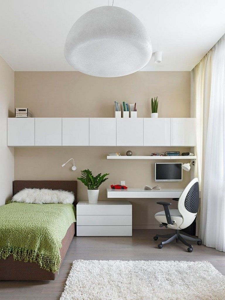 33 Top Bedroom Design Ideas For Small Rooms In 2020 Small Bedroom Decor Remodel Bedroom Small Apartment Bedrooms