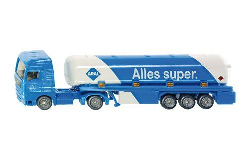 Siku 1626 Tanksattelzug Amazon De Spielzeug Jeep Modellautos Spielzeug