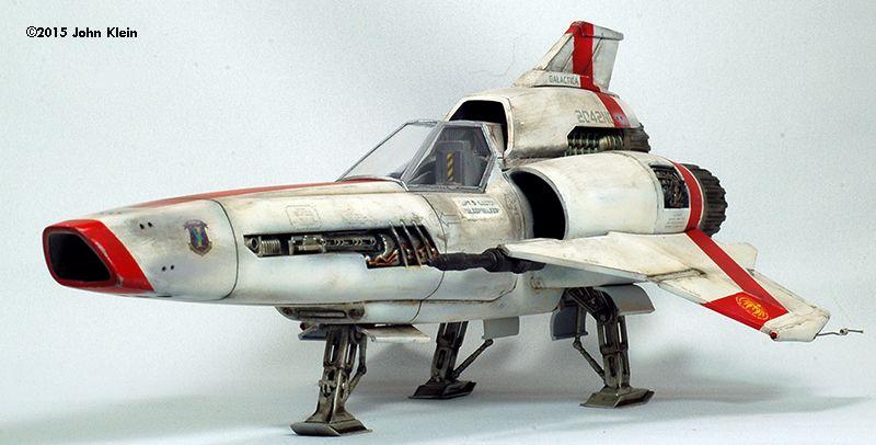 battlestar galactica 1//32 scale CUSTOM VIPER COCKPIT AND PILOT KIT S