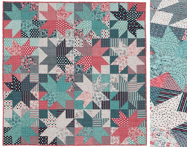 Magnetized Layer Cake quilt pattern …   Layer cake quilts ... : layer cake quilt patterns - Adamdwight.com