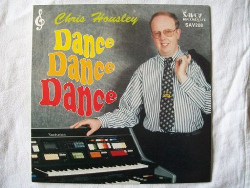 I wonder if he actually played synth on the record, or the synth on the cover played itself.