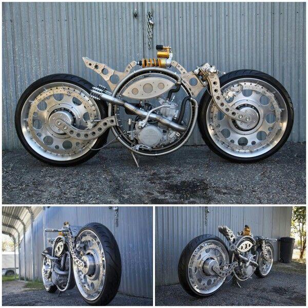 Via Steam Punk Tendencies On G Steampunk Motorcycle