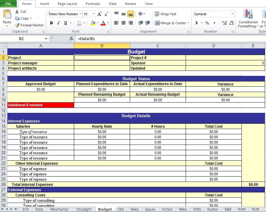 Action Plan Templates Excel With Images Action Plan Template