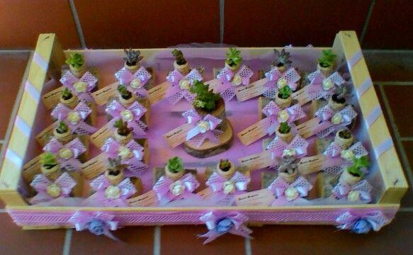Sgabello sughero ~ Bomboniere fatte con tappi di sughero e tronchi di legno mastro