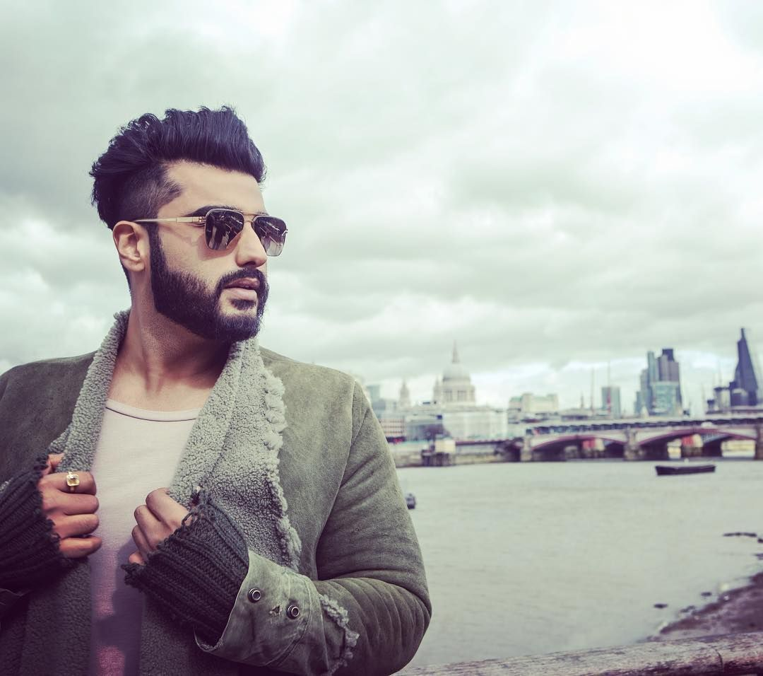 When U Get London Withdrawals Thames Mubarakan Outdoor Ileana Official Athiyashetty Kunalrawaldstress Anilsk Arjun Kapoor Bollywood Bollywood Actors