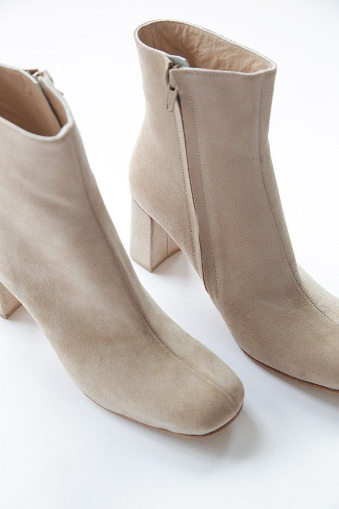 buy cheap outlet free shipping new arrival Maryam Nassir Zadeh Agnes Round-Toe Ankle Boots Uux3wg0