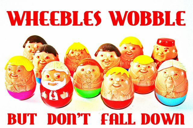 Wheebles Wobble But Don T Fall Down Childrens Toy Falling Down Wobble