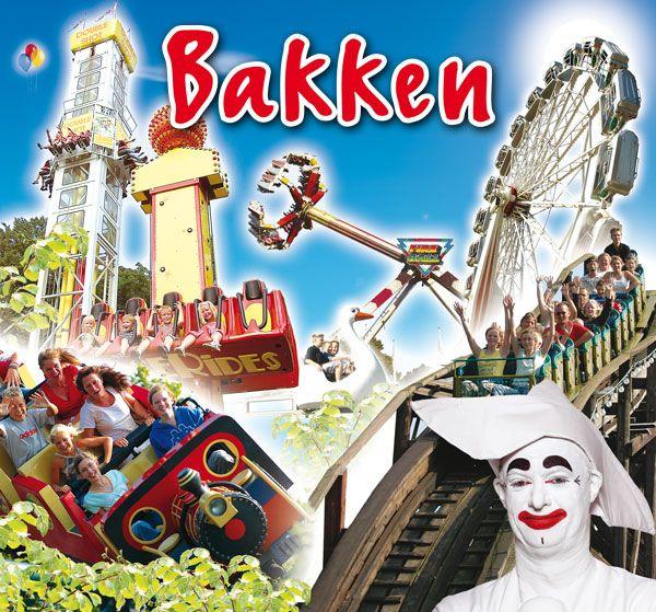 37 Ways To Savor Your Summer: Bakken Amusement Park North Of Copenhagen. Free Admission