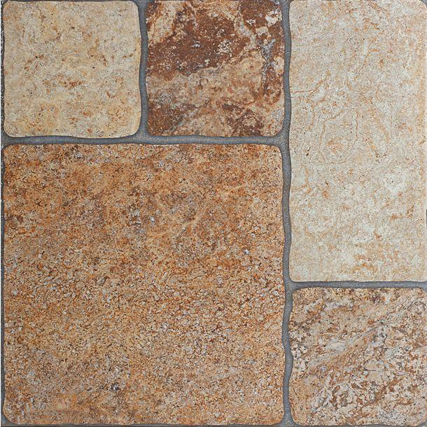 Piso brown stone 44x44 bge m2 piso de ceramica - Ceramica para exterior ...