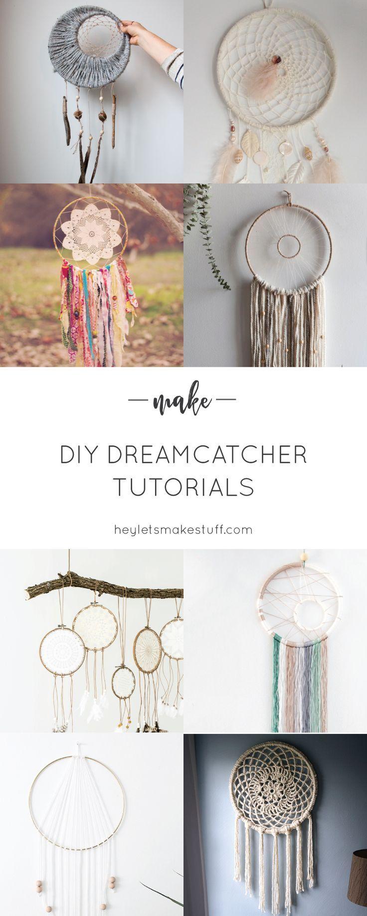 Photo of 10+ DIY Dreamcatcher Tutorials