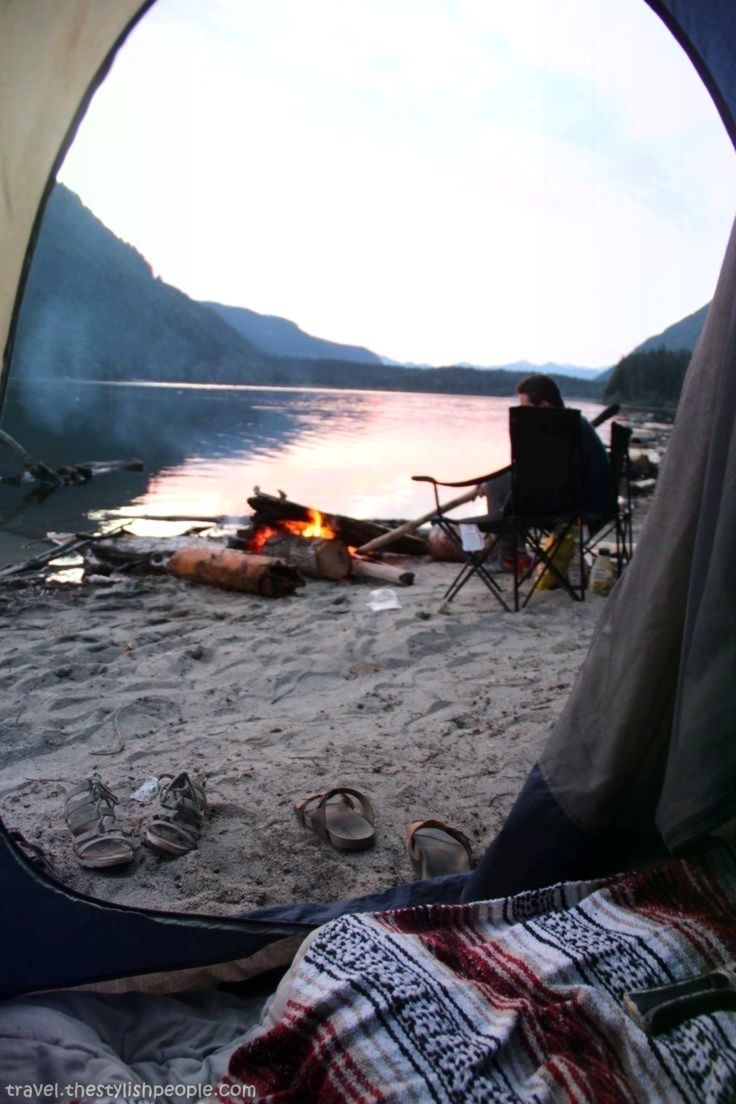 Pin by Dientje on Yes! in 2020 | Tent view, Camping