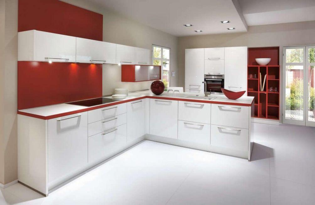 La cuisine rouge | Inspiration cuisine