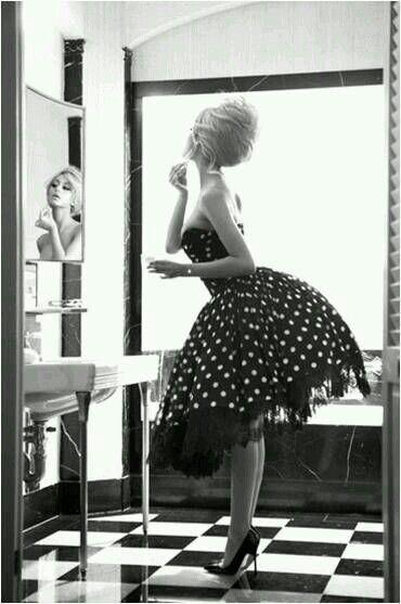 50s fashion ❤❤