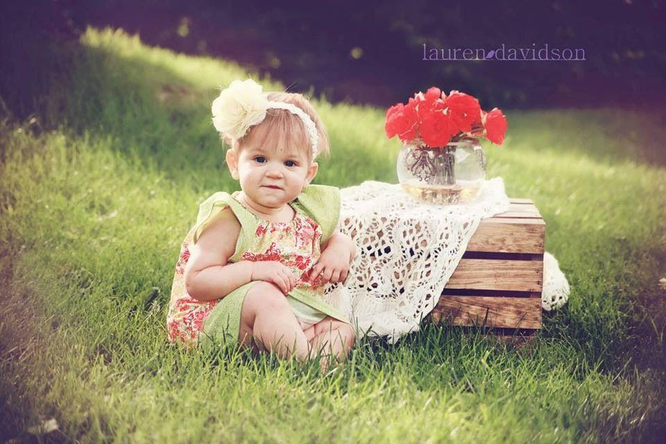 One Year Old Birthday Photo Ideas. 1 Year Girl Photos