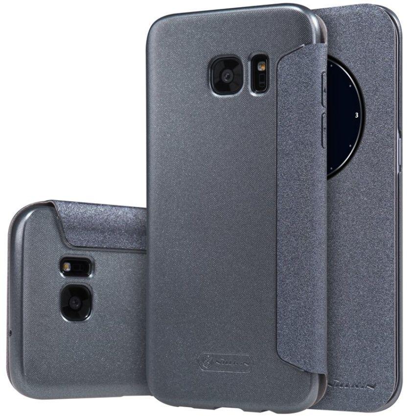 Case Samsung S7 Edge พลาสติกเคลือบเมทัลลิคแบบประกบหน้า - หลังสวยงามมากๆ ราคา ถูก