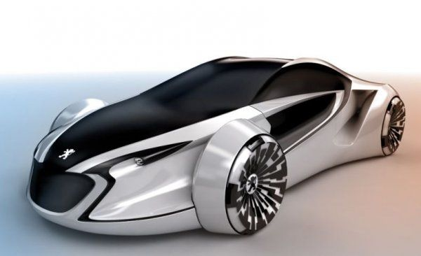 Автомобили будущего (25 фото) | Автомобиль будущего ...
