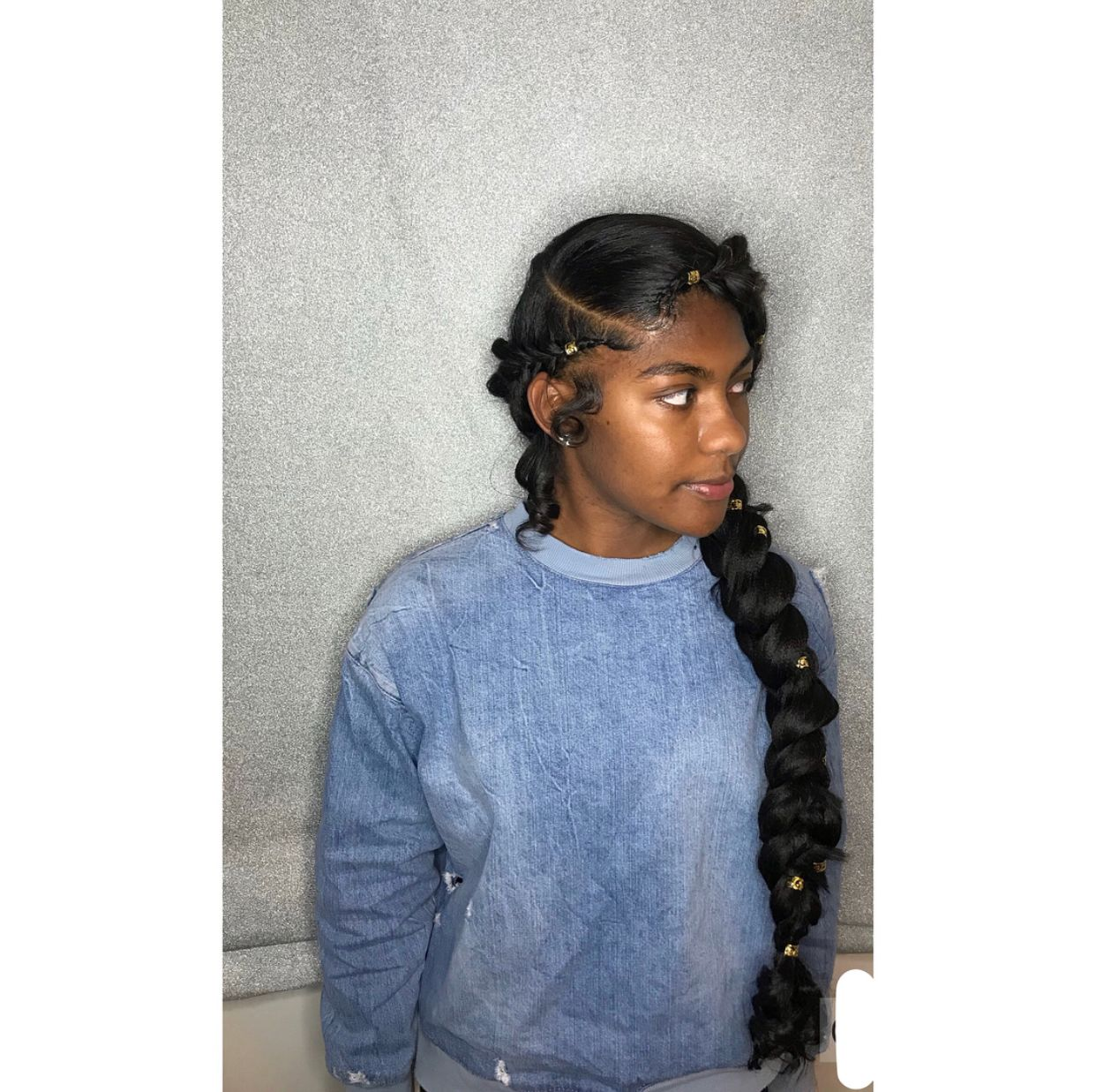 Pin by aisha on hair pinterest protective styles locs and