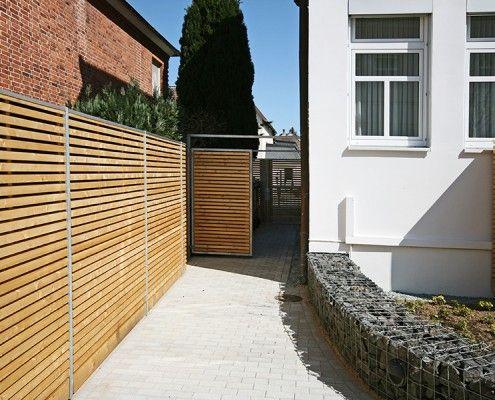 Moderne Terrasse Mit Sichtschutz ~ Tags sichtschutz holz modern ...