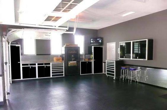 Garage Design Interior, Garage Interior Design Ideas
