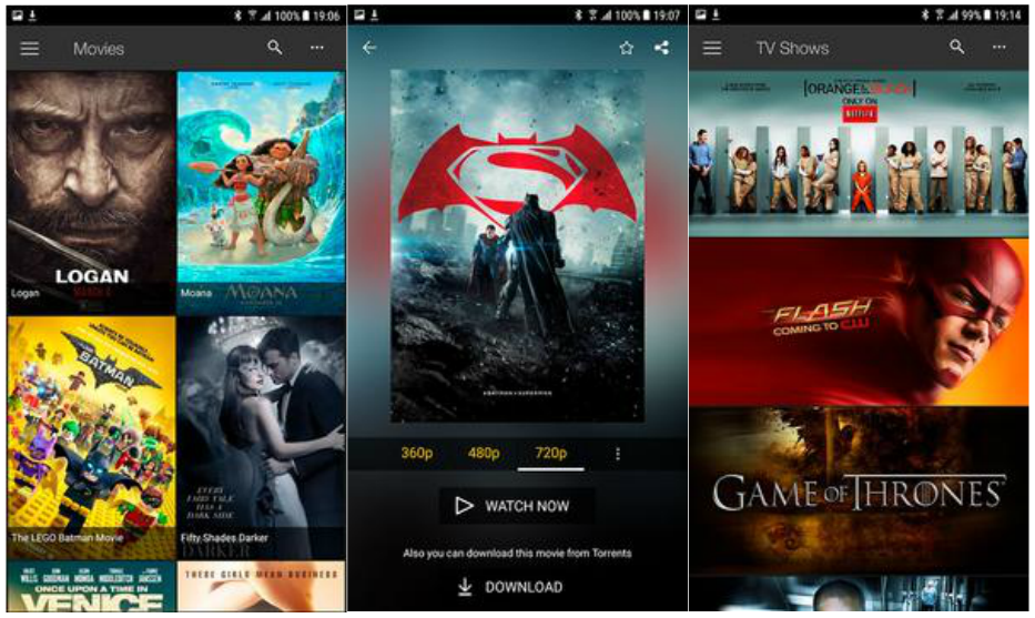 Showbox APK 2019 5.28 download for Android APKDART
