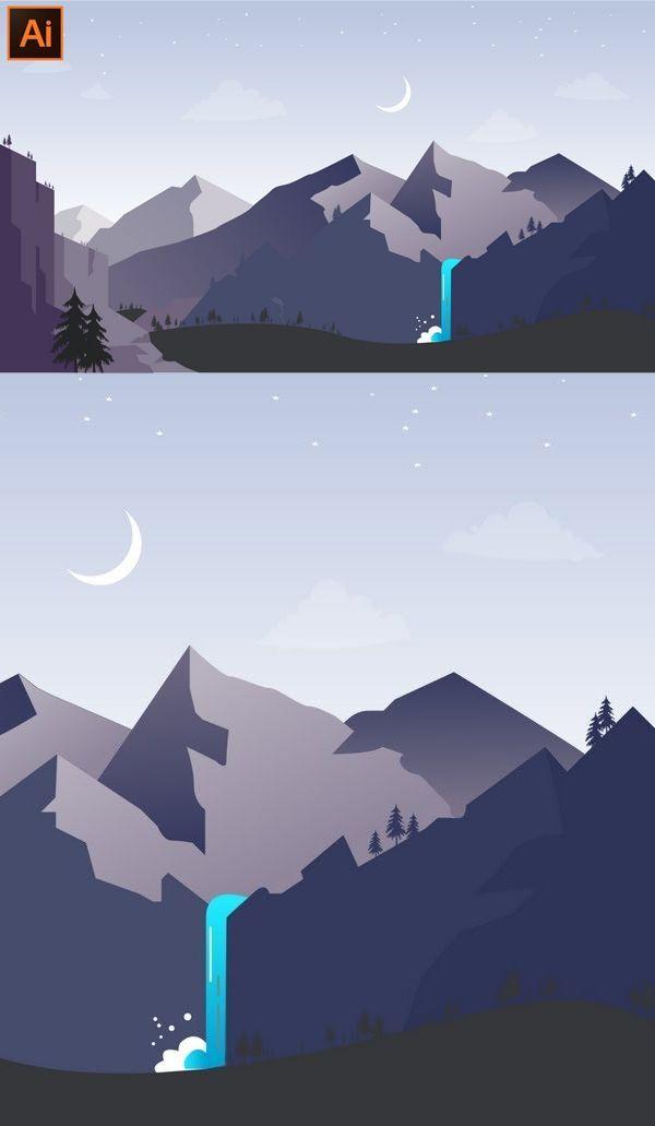 Illustrator tutorials: 31 new illustration, drawing vector.