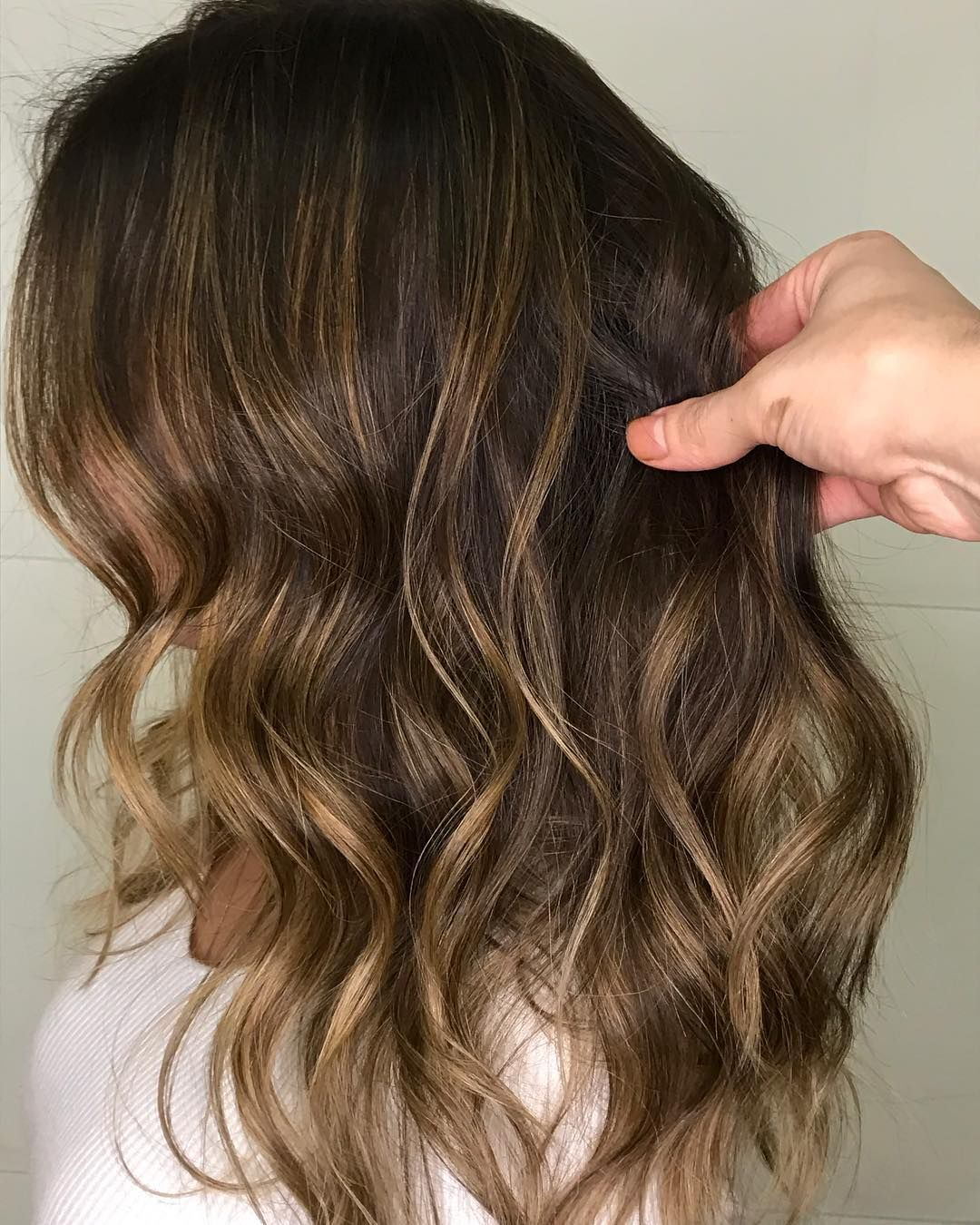 Pin By Maliaaa26 On 2017 Hair Color For Morena Hair Color Asian Hair Color For Morena Skin