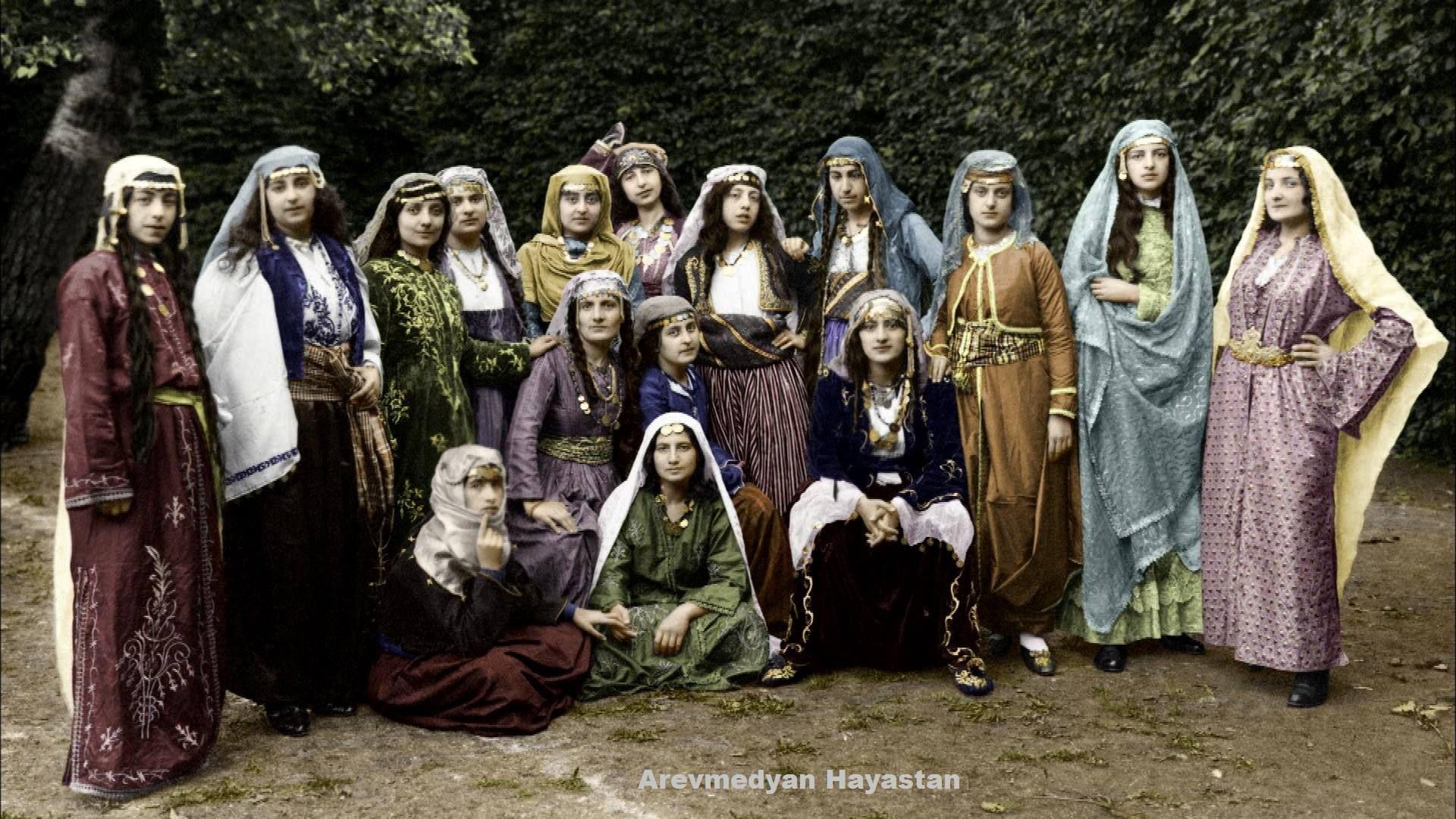 что внешность армян до геноцида фото поступления