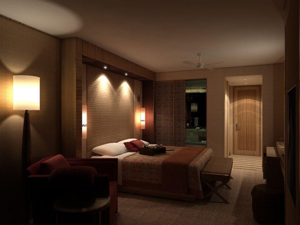 20 charmante moderne Schlafzimmerbeleuchtung Ideen ...