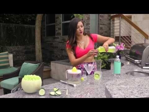 Be Tini Cucumber Cooler Instructional Video #BYOBeTini #recipe #lowcalorie #cocktail #BeTini #martini