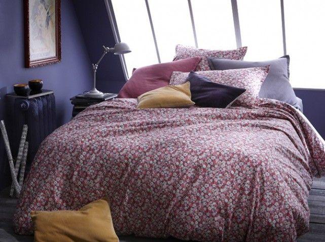 une nouvelle housse de couette pour la rentr e elle d coration housses de couette couettes. Black Bedroom Furniture Sets. Home Design Ideas