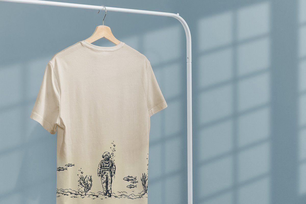 Download T Shirt Mock Up On Hanger Tshirt Mockup Business Cards Creative Mockup Design