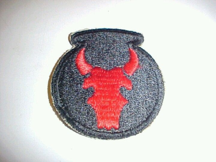 34th Infantry WWII