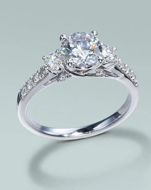 Engagement Rings Vintage Rings Fashion Women Ring 5 Carat Engagement Ring Diamond Cut Engagement Ring Personalized Engagement Rings