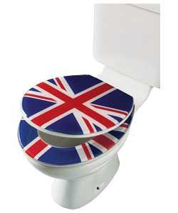 union jack toilet seat. Union Jack Toilet Seat  All Things British Pinterest Toilet