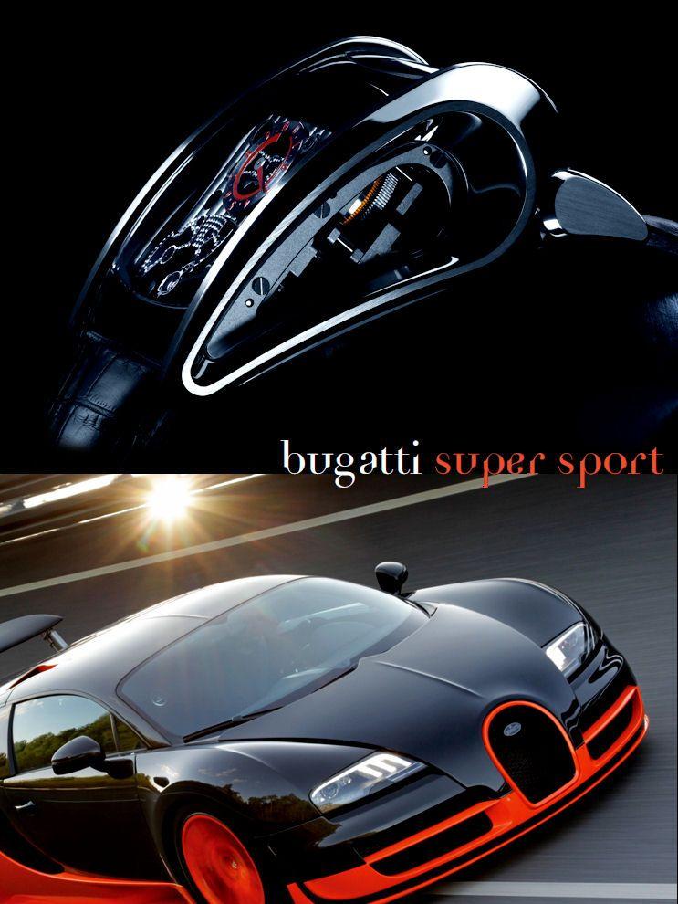 Parmigiani launches Bugatti Vitesse inspired collection