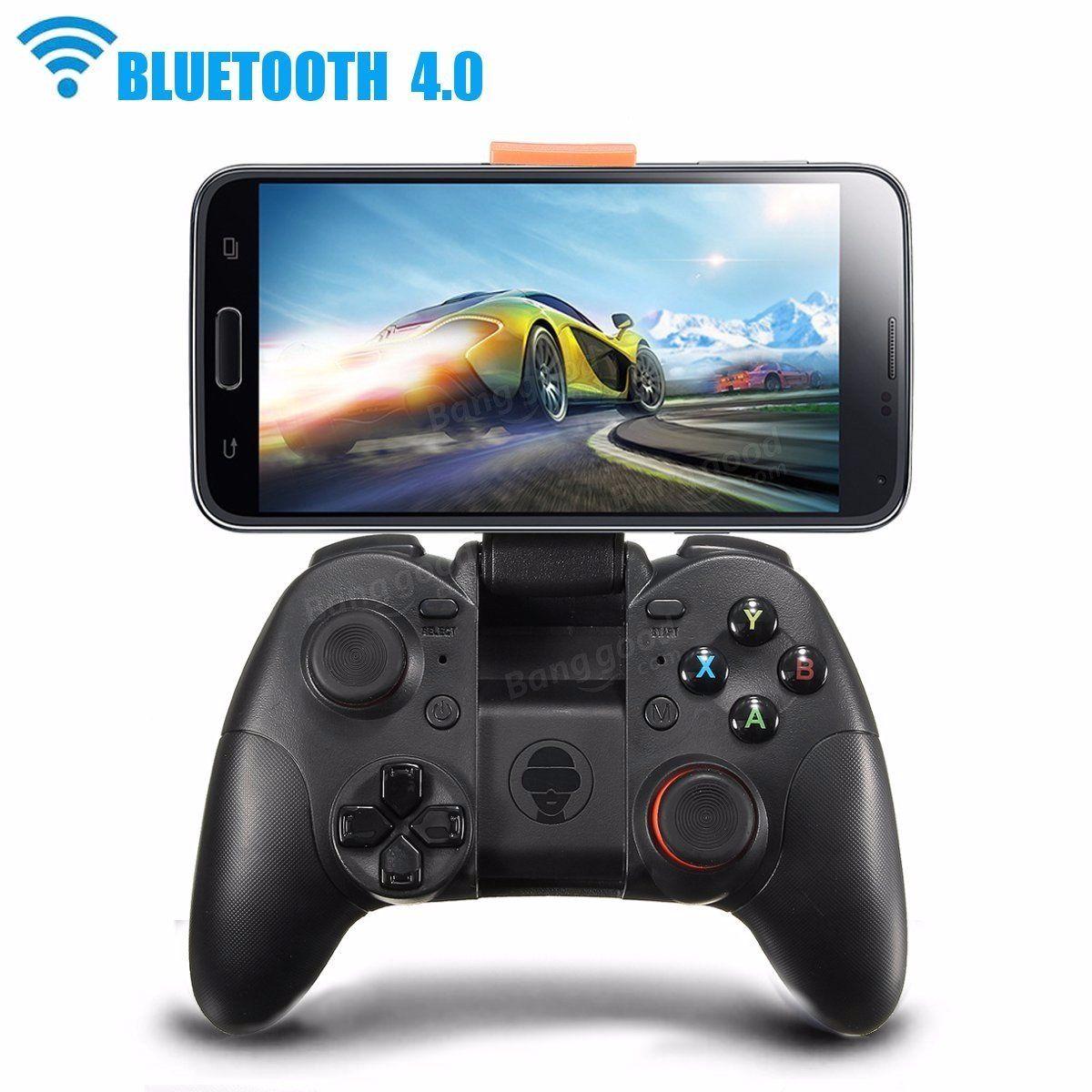 Bluetooth 4.0 Wireless Game Controller Gamepad Joystick